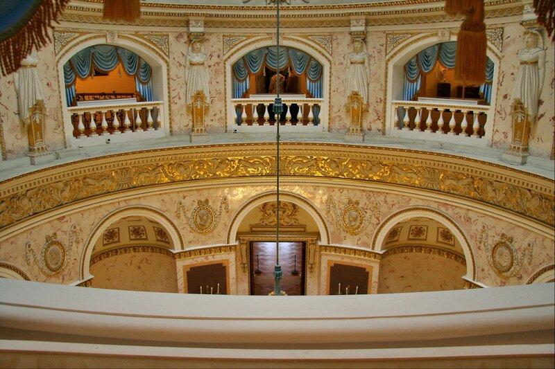 Павловский дворец. Итальянский зал