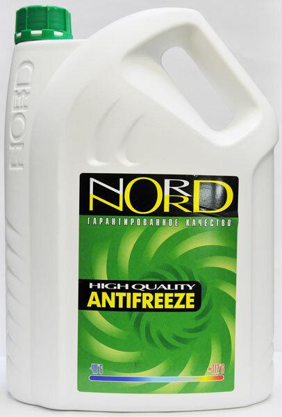 Антифриз NORD зелёный (5л)