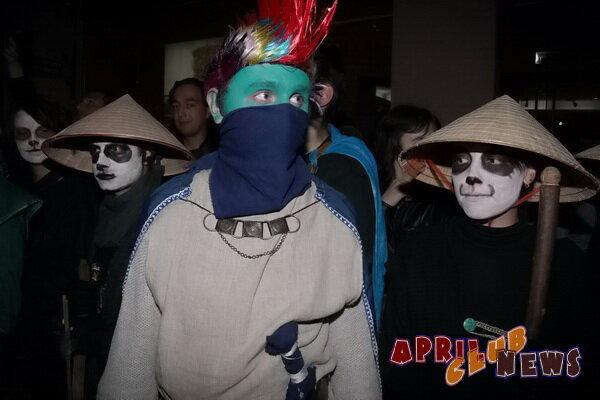 Вооруженные панды звхватили «Метрополис»