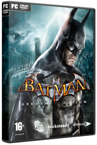 Batman: Arkham Asylum (2009) PC