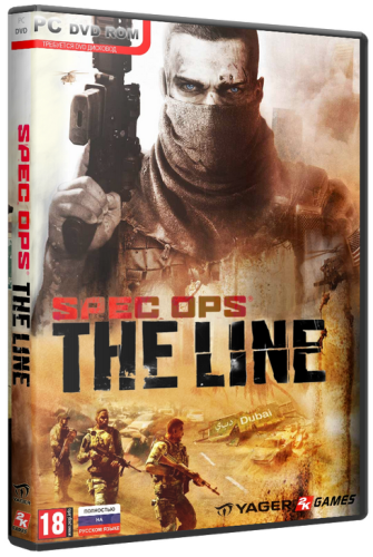 Spec Ops: The Line (2012) PC | Rip от Fenixx