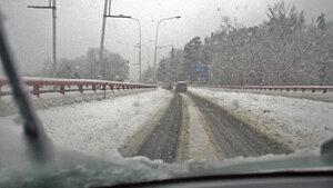 Снежный циклон, вероятно, обрушится на Камчатку
