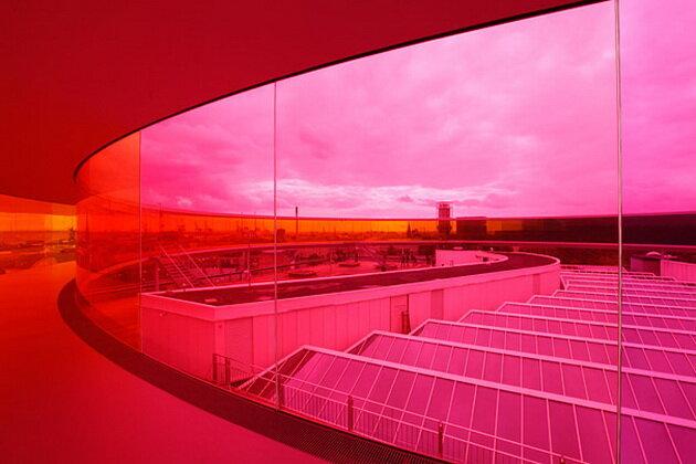 Your Rainbow Panorama, ARoS Aarhus Kunstmuseum. Дания