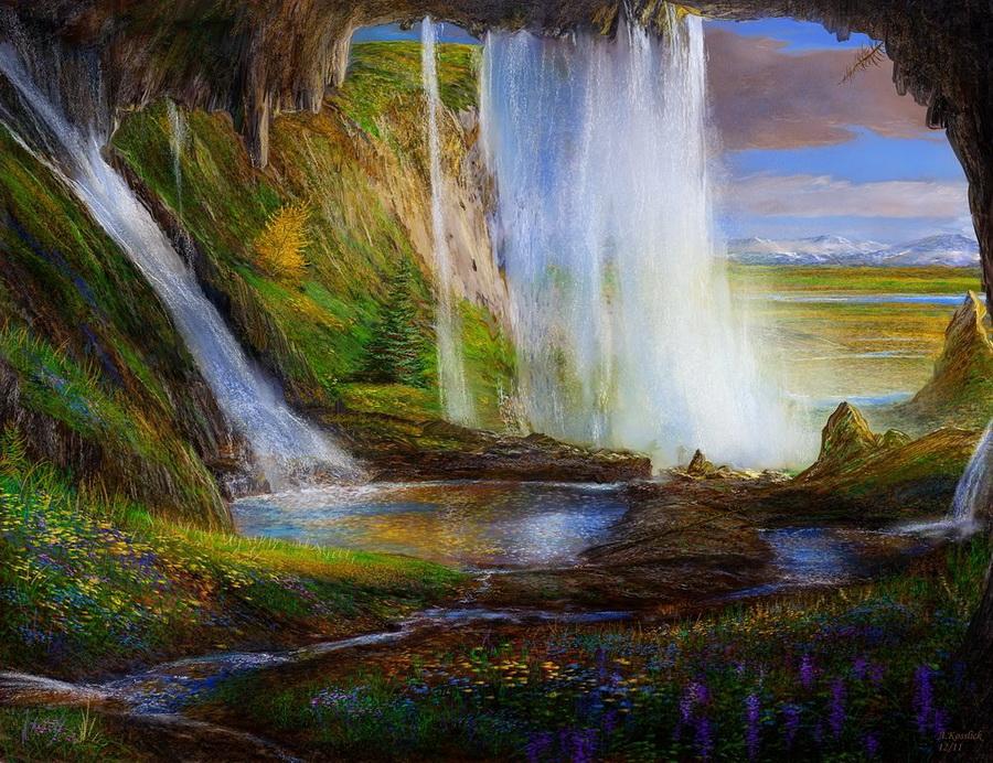 Красота природы andre kosslick