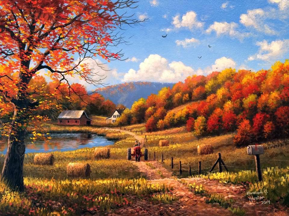 Abraham hunter - Pics of fall scenes ...