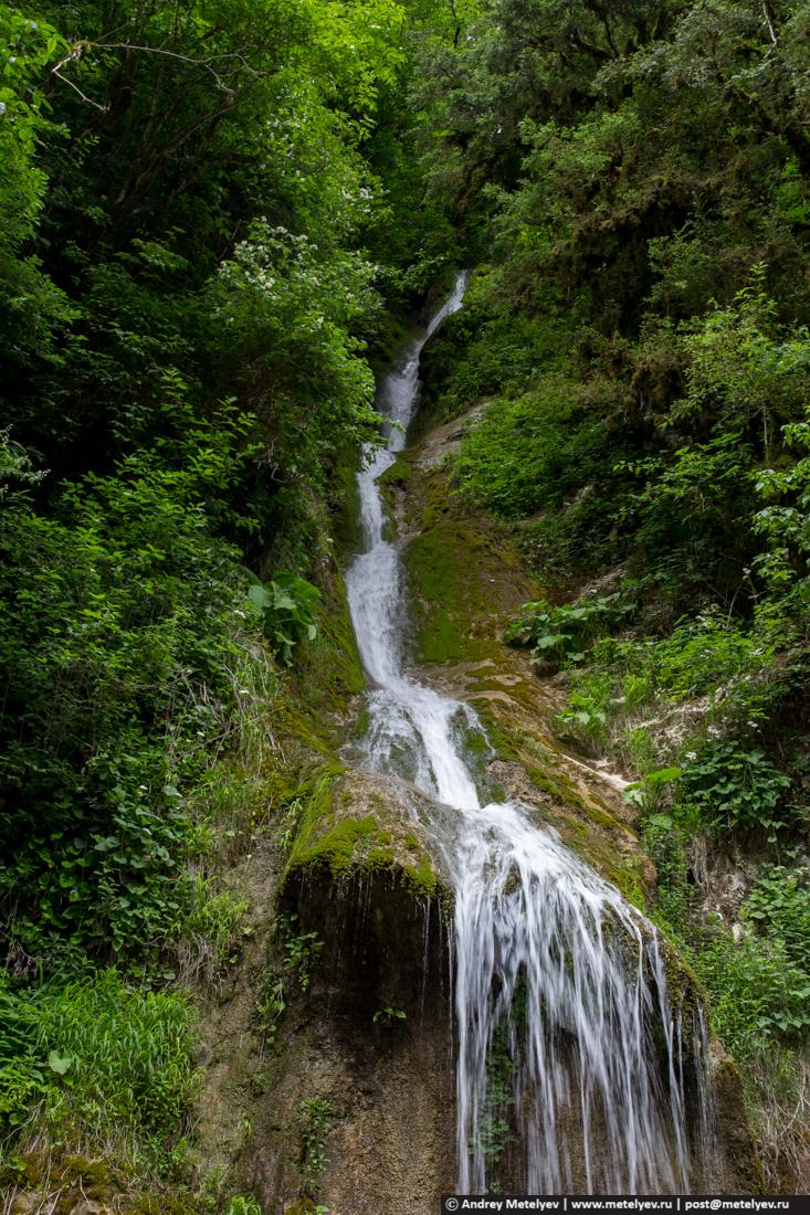 Мужские слезы водопад