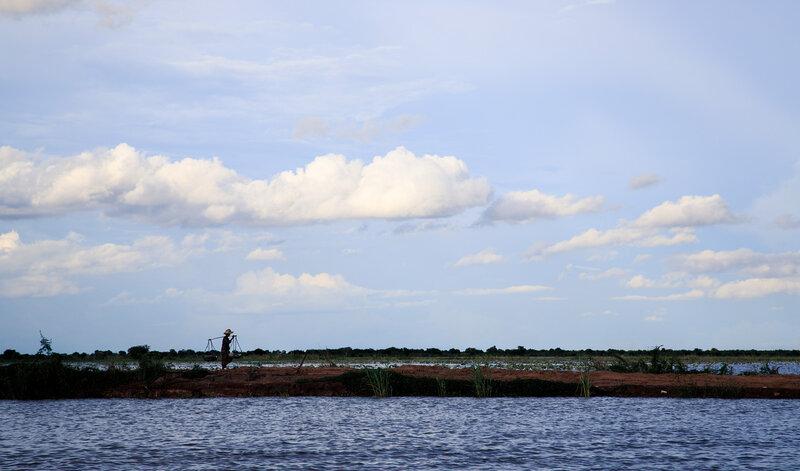 Таиланд Комбоджа - отпуск 2012