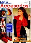 Laura Moda de Punto Especial Accesorios - №3 - 2008