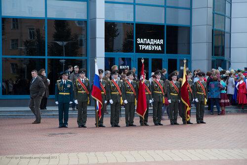Знамя балашихи. Балашиха день города 2012 фотограф Петров Игорь
