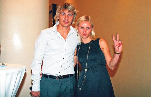Максим Калиниченко с супругой давно дружат с семьей Егора