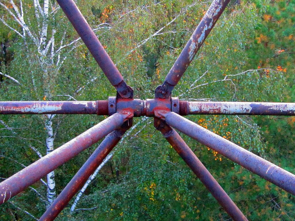 Правело монтажа водонапорной башни