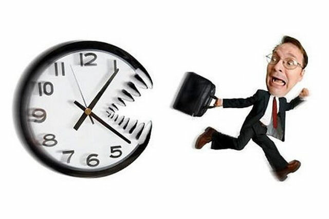 Нереальное оправдание за опоздание на работу