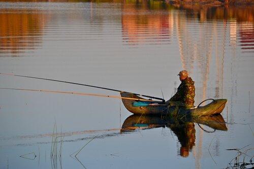 рыбак держи речке видео