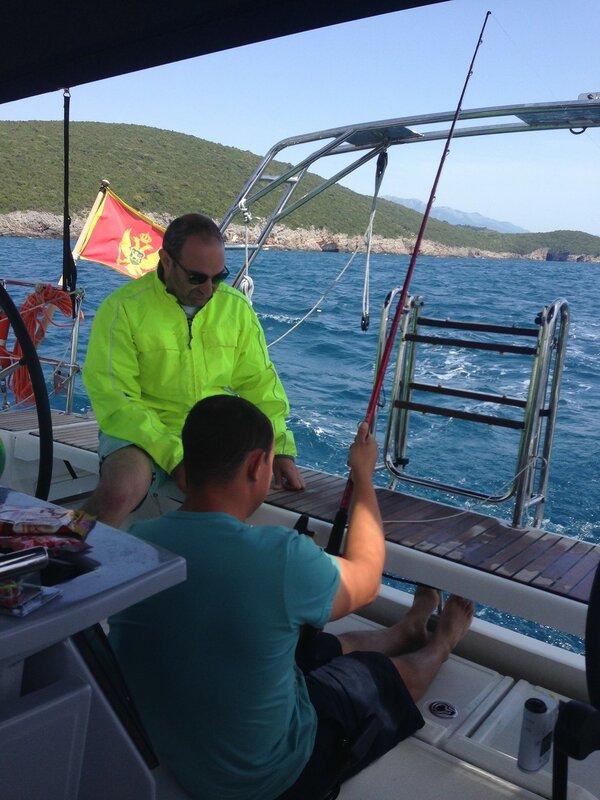 аренда яхты в Черногории - SimpleSail.ru
