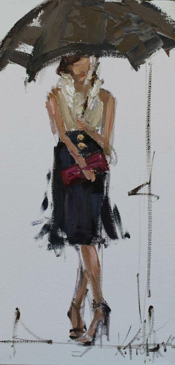 Модные женщины. Kathryn Trotter 11