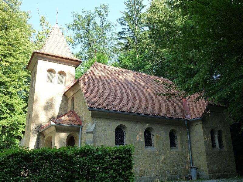Церковь Св.Анны - единственная церковь в курортной зоне