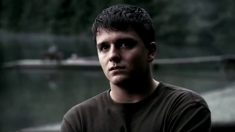 Актеры и персонажи эпизода 1.03 Dead In The Water