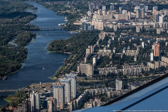 Красивые фотографии Киева с высоты птичьего полета 0 12d0e3 6133bacf orig