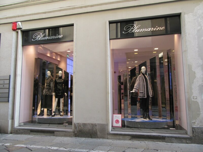 Blumarine Бутик, Милан