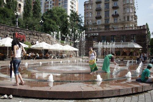 Киев. Финал