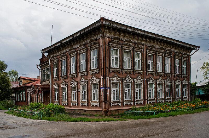 Прогулка по Козьмодемьянску