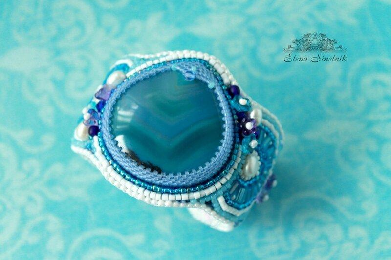 sinelnik53 бисер вышивка бисером украшения из бисера и натуральных камней.