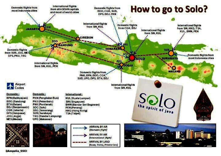Как добраться до Соло?