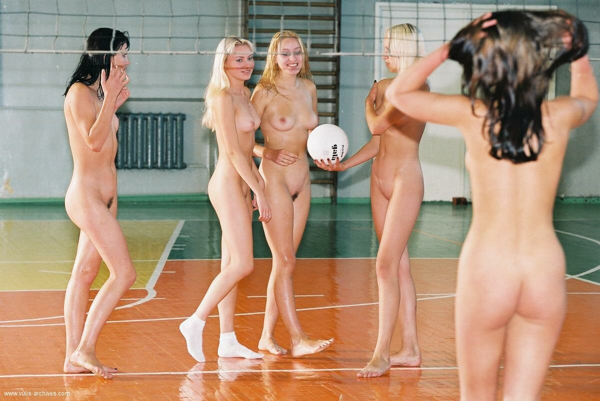 голые спортивные соревнования видео - 6