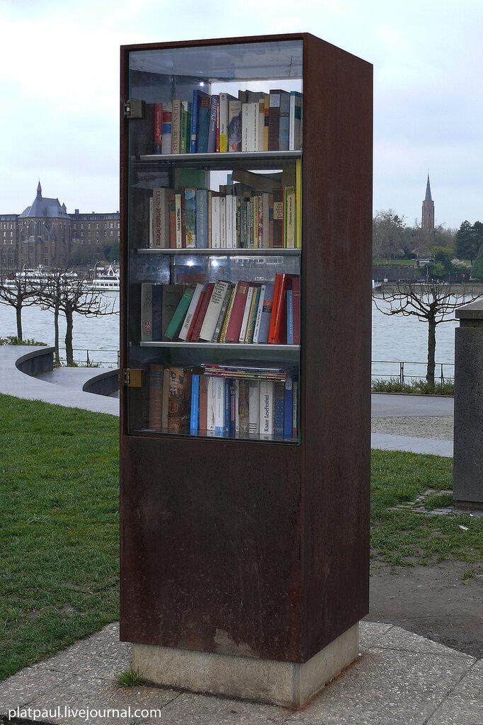 Библиотеки в телефонных будках