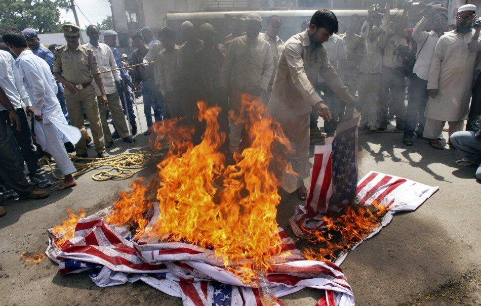 мусульманский флаг