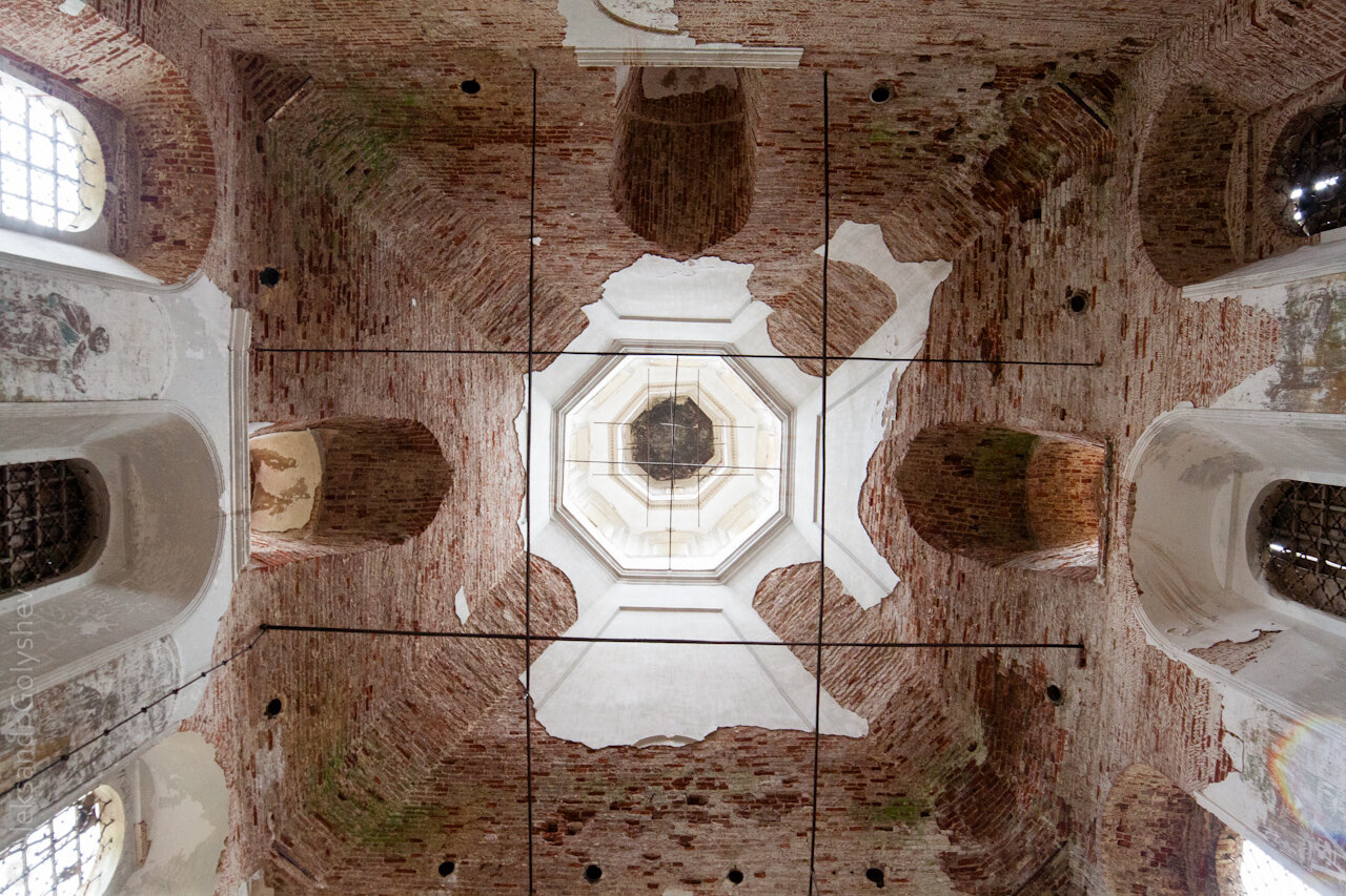 Церковь Илии Пророка в Ильинском