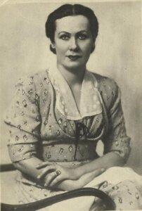 Елена Владимировна Юнгер.