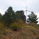 Старая башня по дороге из Тбилиси в Сигнаги