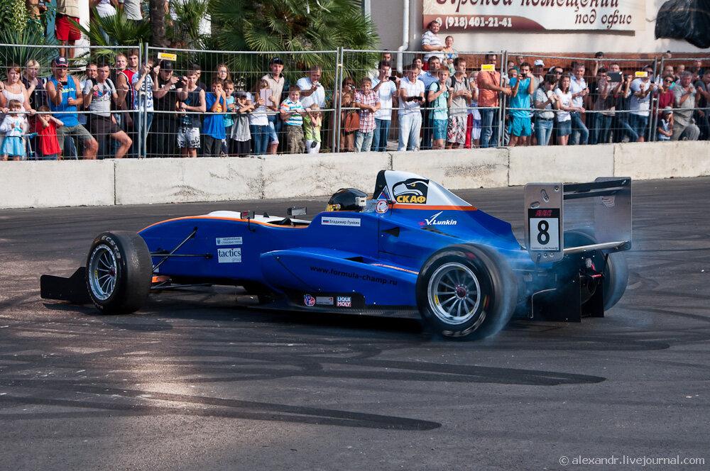 Формула Сочи 2012