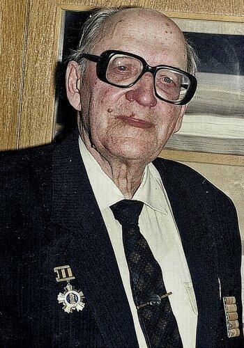 Николай Петрович Павлов
