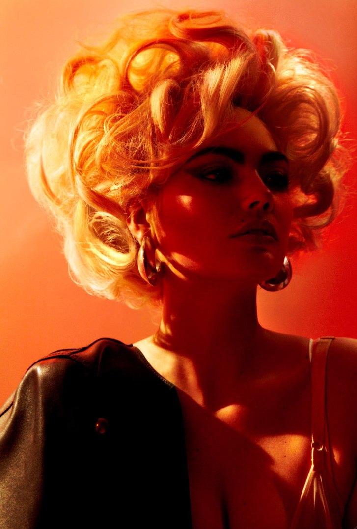 модель Кейт Аптон / Kate Upton, фотограф Elle Muliarchyk