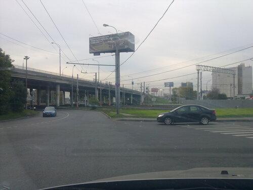 новые развязки Москвы - 1