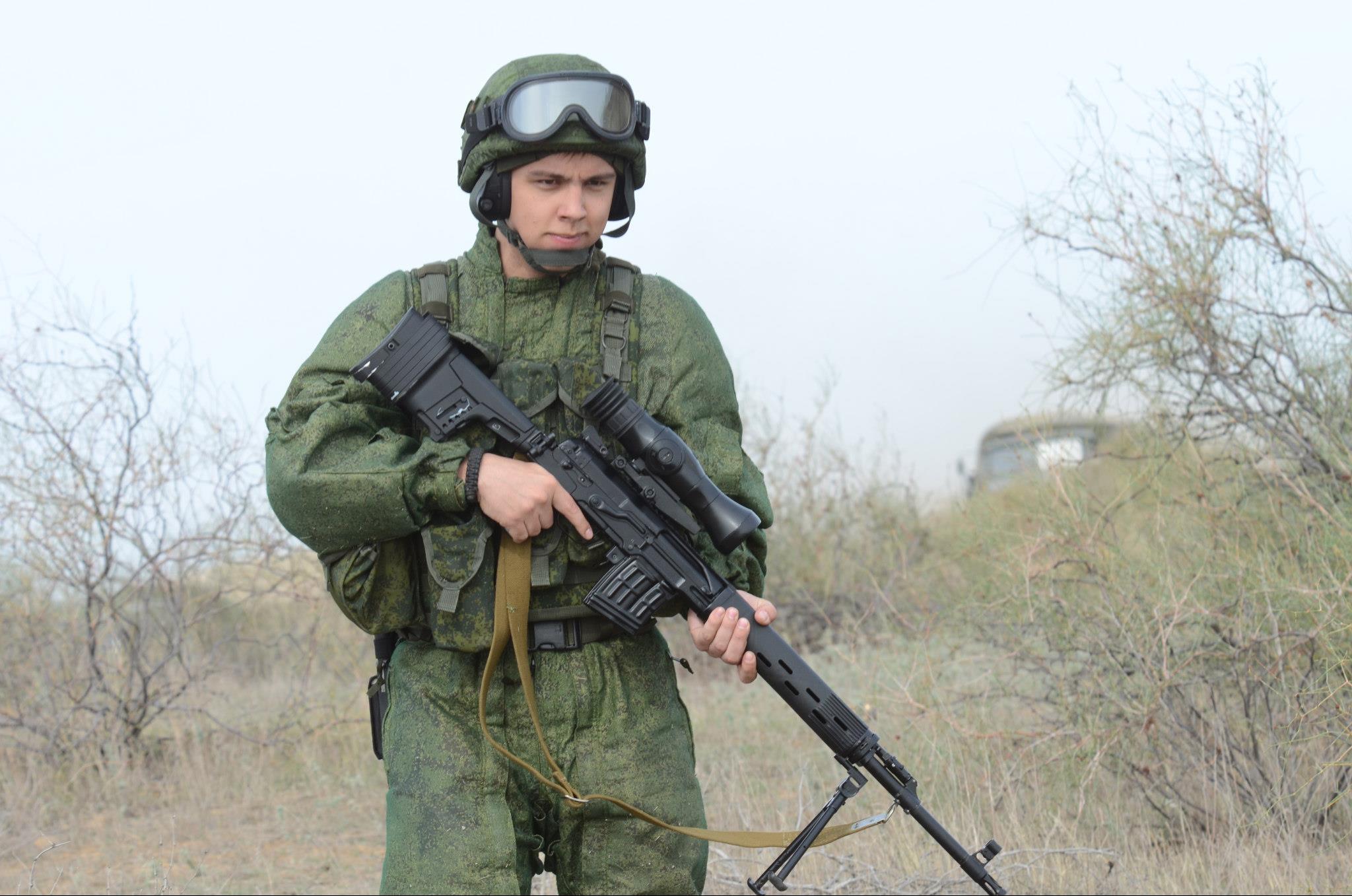 Russian Army Equipment Trials Sorta Image Heavy