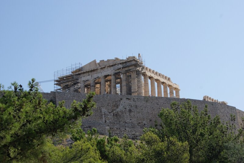 Греция - страна древних мифов и легенд