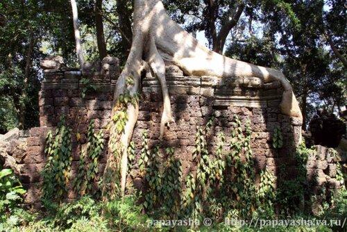 Храм Бантэй Чма, Banteay Chmar, Дальние храмы Ангкора