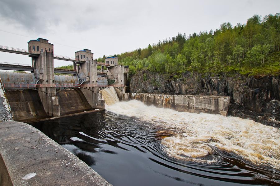 0 ccb1c 5f7875a9 orig Нижне Туломская ГЭС, большой фоторепортаж
