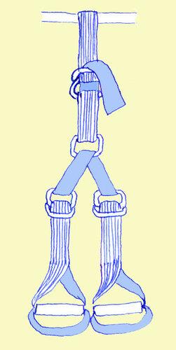 Петли trx своими руками размеры чертежи 738