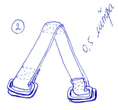 Петли trx своими руками размеры чертежи 225