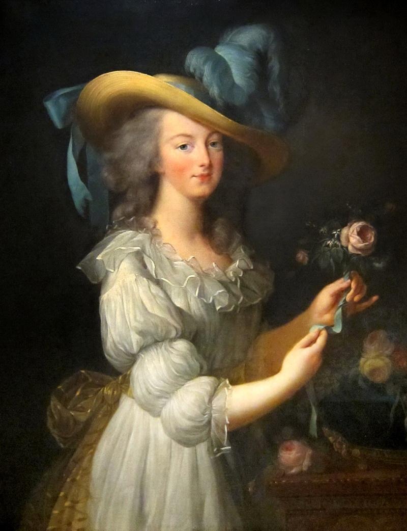 Мария-Антуанетта - 1783
