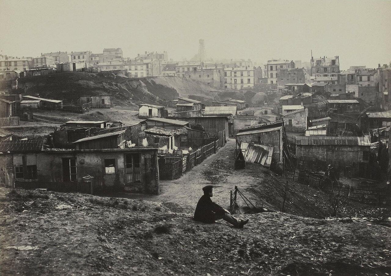 1872. В верхней части Рю Шамплейн