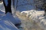 Снежный берег