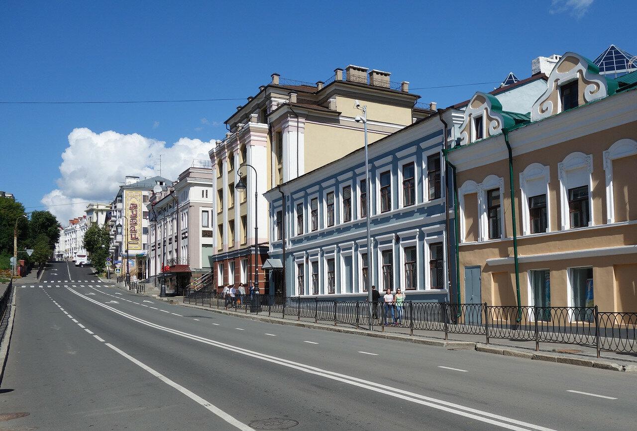 Университетская улица