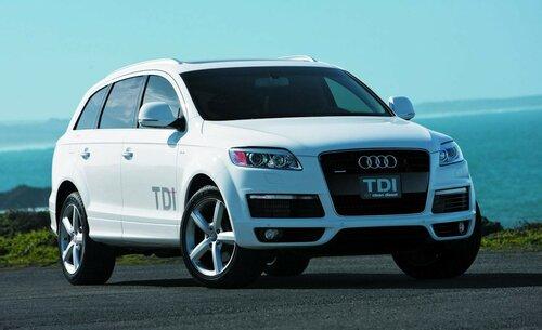 Самый мощный дизельный кроссовер Audi официально рассекречен