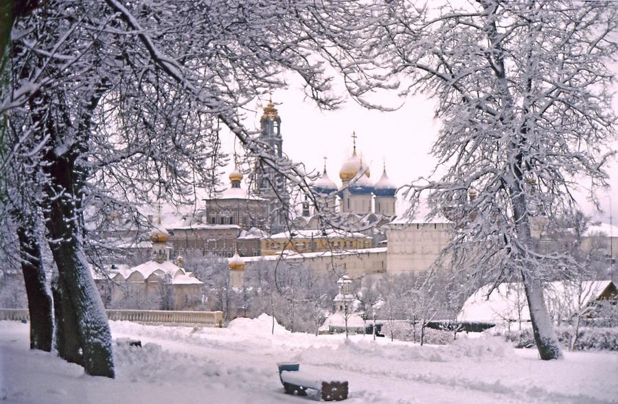 Снежные кулисы (na03)