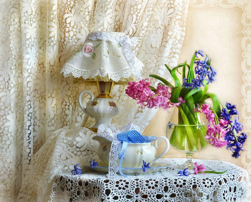 В зеркалах времён — Кружевная весна!